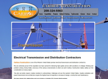caribou_construction_website