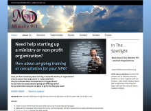 ministry911_website