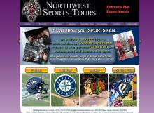 northwest_sports_tours_website