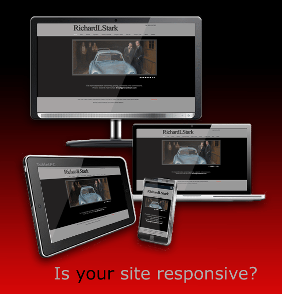 Is Your Web Site Responsive?